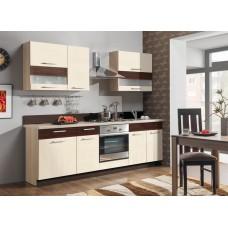 Virtuvės komplektas Moderna 240 MDF ebe